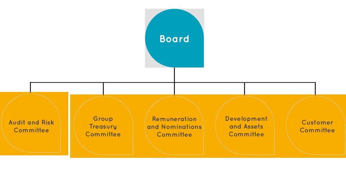 bpha governance structure